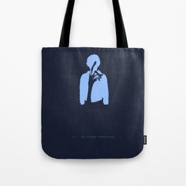 I'll Be Right Here -E.T. : The Extra-Terrestrial Tote Bag