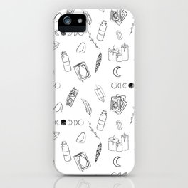 Witchy Stuff iPhone Case