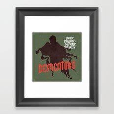 Dementors Framed Art Print