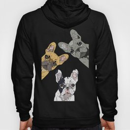 Triple Frenchies Hoody
