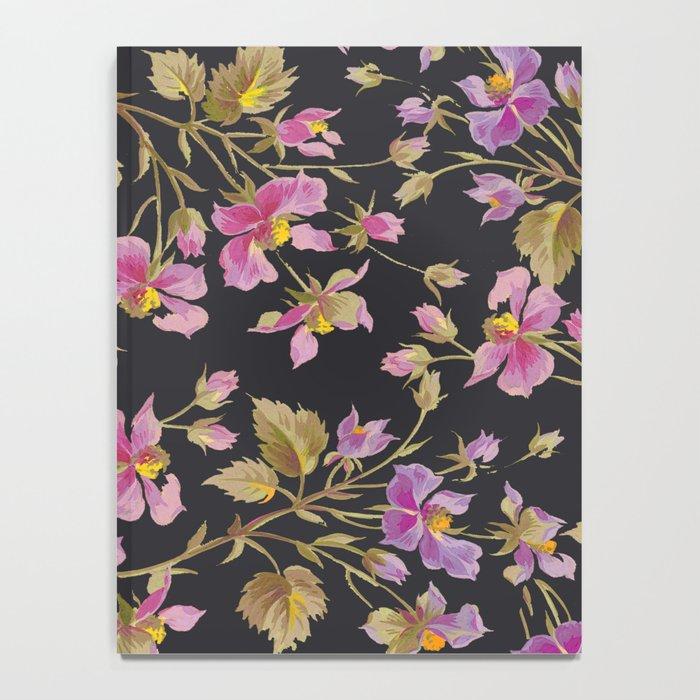 beach roses Notebook
