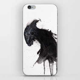 Guardian Of The Mist Wreathed Crags iPhone Skin
