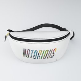 NOTORIOUS THREADS Fanny Pack