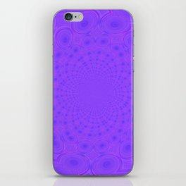 Purples and Pink iPhone Skin