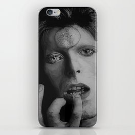 Starman iPhone Skin