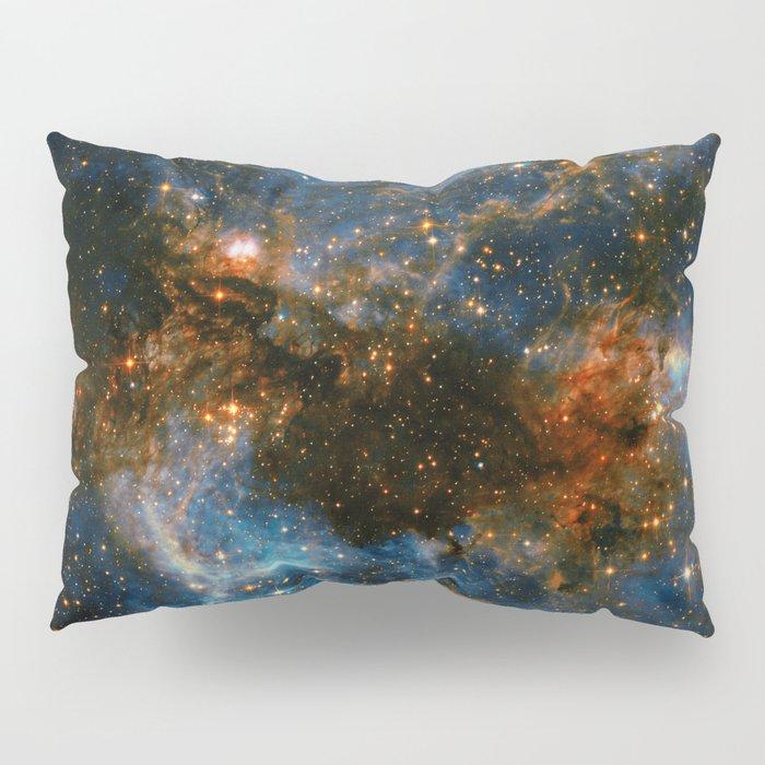 Galaxy Storm Pillow Sham