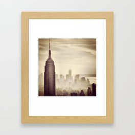 Rise.   Framed Art Print