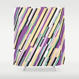 .RISE Shower Curtain