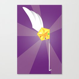 Sailor Star Fighter Canvas Print