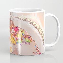 Flower Bath 7 Coffee Mug