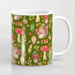 Red mushrooms and friends - GBG Coffee Mug