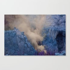 Irrealidad Canvas Print