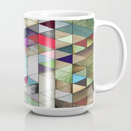 Triangles  Coffee Mug