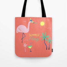 Corail Flamingo Tote Bag