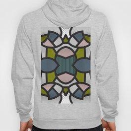 Pop Art Tiles Hoody