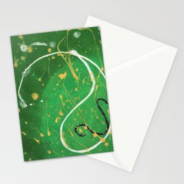 Golf Adventures Stationery Cards