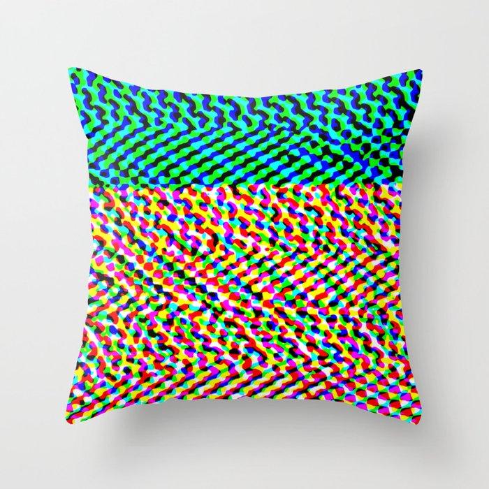 Triadex Muse Treks Throw Pillow