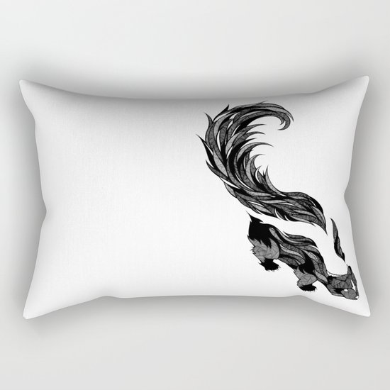 Skunk Rectangular Pillow