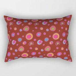 DOTTIE FUSHIA Rectangular Pillow
