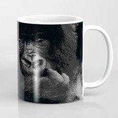 Silver Back Mug