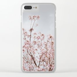 spring #society6 #decor #buyart Clear iPhone Case