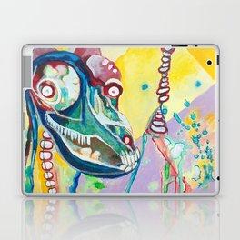 Walking My Dream Horse Laptop & iPad Skin