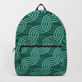 Op Art 55 Backpack