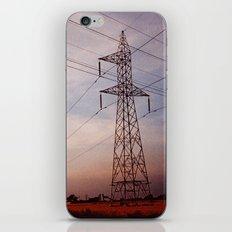 High Tension Poles  iPhone & iPod Skin