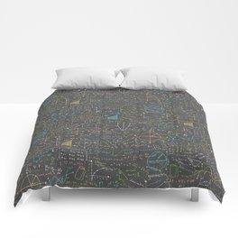 Math Lesson Comforters