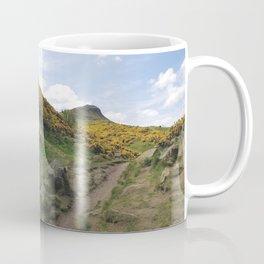 Holyrood park Coffee Mug