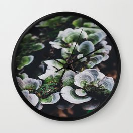 The Woods 1 Wall Clock