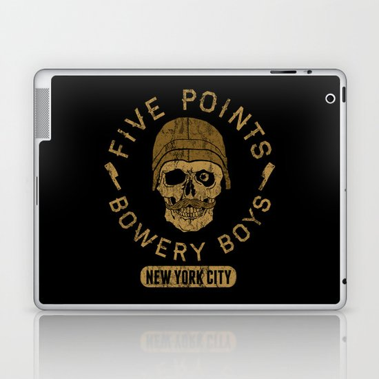 Bad Boy Club: Five Points Bowery Boys Laptop & iPad Skin