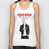 concert Tank Tops featuring concert by Hollie B