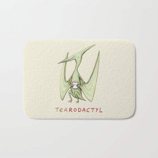Tearodactyl Bath Mat