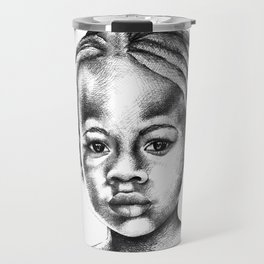 Ebony Travel Mug