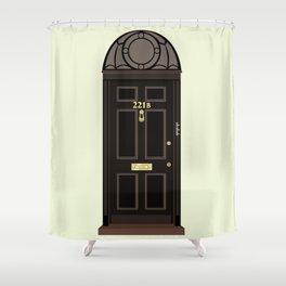 Doors, 221B Shower Curtain