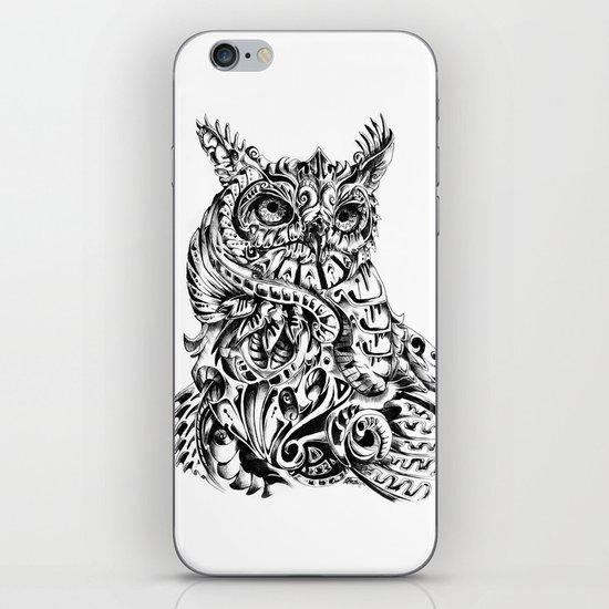 Observer iPhone & iPod Skin