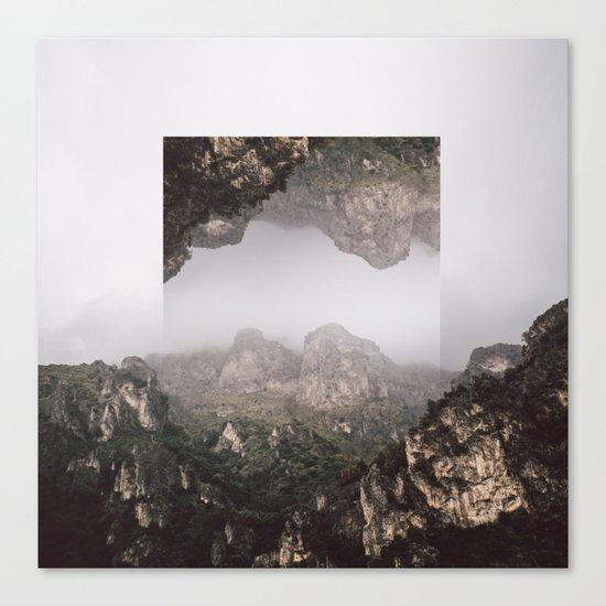 Cliffhanger Canvas Print