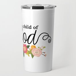 Child of God Travel Mug