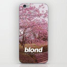 FrankOcean Blond iPhone Skin