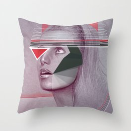 The Compromise Throw Pillow