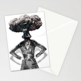 mushrooming Stationery Cards