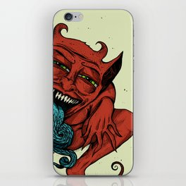 Devious Demon iPhone Skin