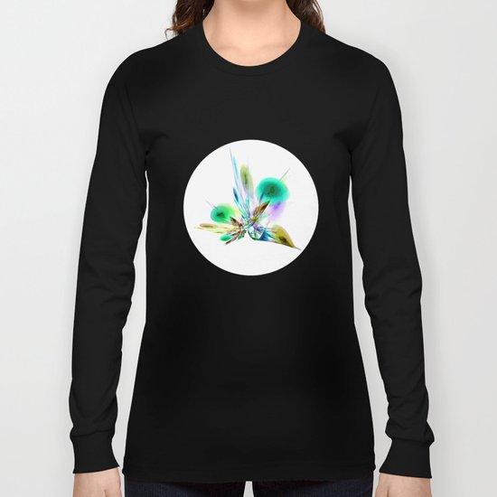 Ikebana Arranged Long Sleeve T-shirt