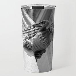 Smiling Gargoyle Travel Mug