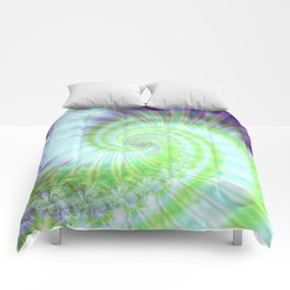 Fractal Abstract 86 Comforters