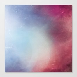 Galaxy Blossom Canvas Print