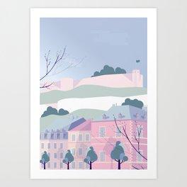 Namur 1 Art Print