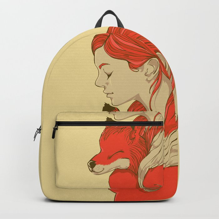 Lady Fox Backpack