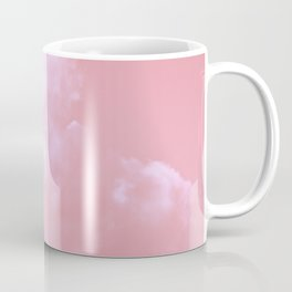 Floating candy with beige pink Coffee Mug